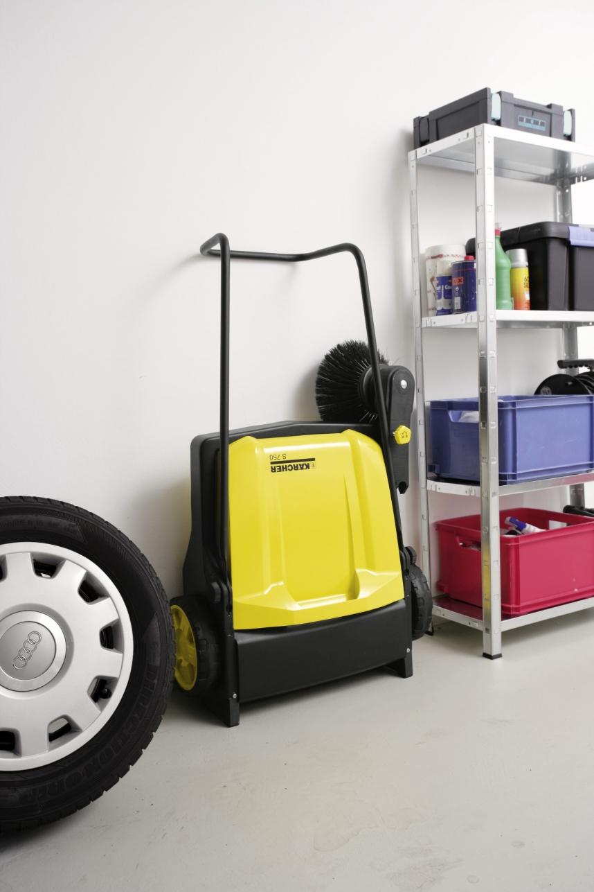 kehrmaschine k rcher s 750 ean 4039784156562 test und. Black Bedroom Furniture Sets. Home Design Ideas