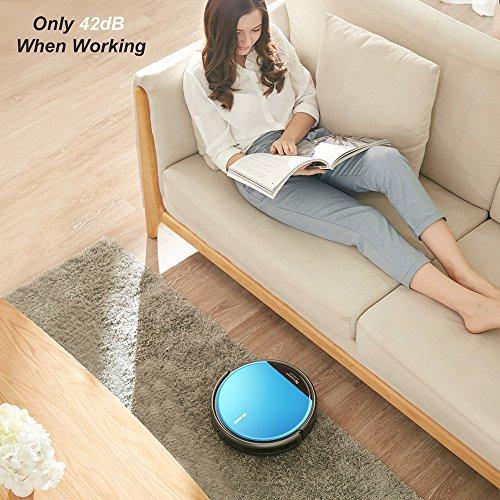 proscenic 811gb staubsauger roboter testsieger. Black Bedroom Furniture Sets. Home Design Ideas