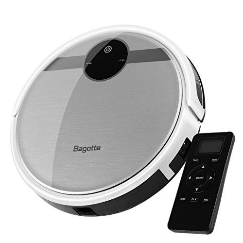 bagotte bl509 saugroboter mit wischfunktion testsieger. Black Bedroom Furniture Sets. Home Design Ideas