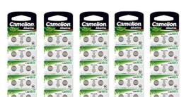 Camelion LR44 AG13 50 Stück
