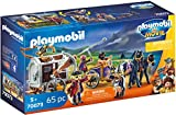 PLAYMOBIL:THE MOVIE Charlie mit Gefängniswagen