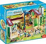 Playmobil 70132 Country Großer Bauernhof mit Silo, bunt