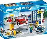 PLAYMOBIL City Life 70202 Autowerkstatt, Ab 4 Jahren, 153-teilig