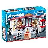 Playmobil 9451 Museumsüberfall Spielfiguren Set, Mehrfarbig