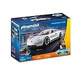Playmobil:THE MOVIE 70078 Rex Dasher's Porsche Mission E, Ab 6 Jahren