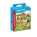 Playmobil 70060 Special Plus Mädchen mit Pony, bunt