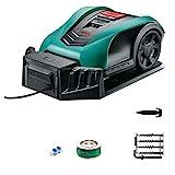 Bosch Roboter Rasenmäher Indego 350 (19 cm Schnittbreite, für Rasenflächen bis 350 m²)