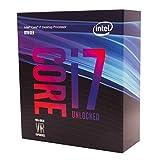 Intel Core i7-8700K Prozessor (12 MB Cache, bis zu, 6 core, 3.70 GHz)