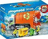 PLAYMOBIL City Life 70200 Müllfahrzeug, Ab 4 Jahren