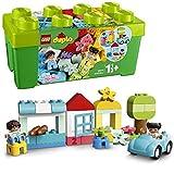 LEGO 10913 DUPLO Steinebox Box Bauset mit Aufbewahrungsbox, Erste Steine Lernspielzeug für Kleinkinder ab 1, 5 Jahren