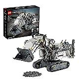 Liebherr Bagger R 9800 - ultimativ groß im Lego Technic Set 42100