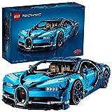 Der blaue Bugatti Chiron - Lego 42083