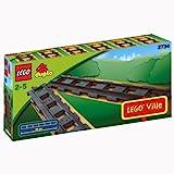 Lego 2734 - 6 gerade Schienen zu Erweiterung