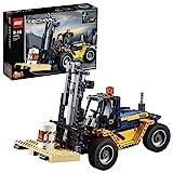 Der Schwerlast-Gabelstapler im Lego Bausatz 42079
