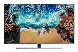 Samsung NU8009 123 cm (49 Zoll) LED Fernseher (Ultra HD, Twin Tuner, HDR Extreme, Smart TV) [Modelljahr 2018]