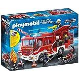 PLAYMOBIL City Action 9464 Feuerwehr-Rstfahrzeug mit Licht und Sound, Ab 5 Jahren