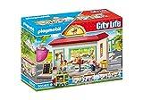 PLAYMOBIL City Life 70540 Mein Burgerladen, Ab 4 Jahren