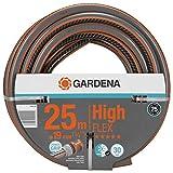 Gardena Comfort HighFLEX Schlauch 19mm (3/4 Zoll), 25 m: Gartenschlauch mit Power-Grip-Profil, 30 bar Berstdruck, formstabil, UV-beständig (18083-20)