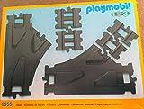 PLAYMOBIL 6955 - Weichenset