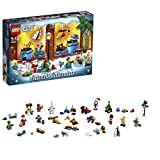 LEGO City Adventskalender (60201) Kinderspielzeug