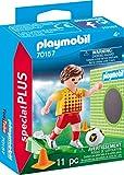 Playmobil 70157 Special Plus Fußballspieler mit Torwand, bunt