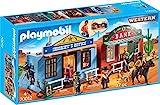 Playmobil 70012 Western Mitnehm-Westerncity, bunt