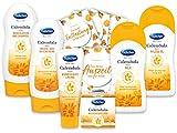 Bübchen Calendula Babypflege-Set 6-teiliges Pflegeset, 1er Pack (6 Produkte)