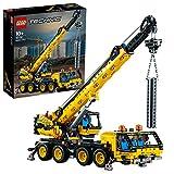 Der gelbe Lego Technic Kran-LKW 42108