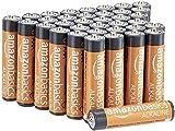 AmazonBasics AAA-Alkalibatterien, leistungsstark, 1,5V, 36 Stück (Aussehen kann variieren)