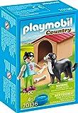Playmobil 70136 Country Hofhund mit Hütte, bunt