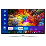 MEDION X15010 125,7 cm (50 Zoll) UHD Fernseher (Smart-TV, 4K Ultra HD, Dolby Vision HDR, Micro Dimming, MEMC, Netflix, Prime Video, WLAN, Triple Tuner, DTS, PVR, Bluetooth)