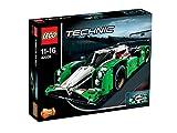 Der grün-weiße Langstrecken-Rennwagen - Lego Bausatz 42039