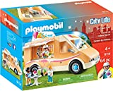 NEW Playmobil 9114 Ice Cream Truck Building Playset - 3 Figures