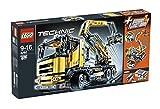 Der alte Lego 8292 Truck mit Hebebühne