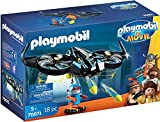 PLAYMOBIL:THE MOVIE 70071 Robotitron mit Drohne, Ab 5 Jahren