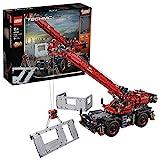 Der geländegängige Kranwagen Lego 42082