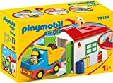 PLAYMOBIL 70184 - der beliebte LKW mit Sortiergarage von Playmobil 123