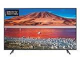 Samsung TU7079 108 cm (43 Zoll) LED Fernseher (Ultra HD, HDR 10+, Triple Tuner, Smart TV) [Modelljahr 2020]