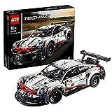 Der weiße Porsche 911 RSR  - Lego 42096