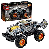 LEGO 42119 Technic Monster Jam Max-D Truck-Spielzeug oder Quad , 2-in-1 Bauset
