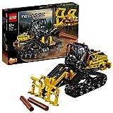Der Bausatz 42094 enthält den Raupenlader von Lego