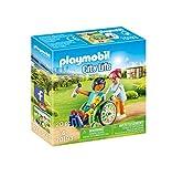 PLAYMOBIL City Life 70193 Patient im Rollstuhl, Ab 4 Jahren