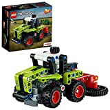 Mini CLAAS Xerion Traktor und Feldhäcksler - Bausatz 42102