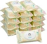 Amazon-Marke: Mama Bear Soft Baby Feuchttcher - 15er Packung (840 Tcher)
