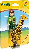 Playmobil 9380 - Tierpfleger mit Giraffe Spiel