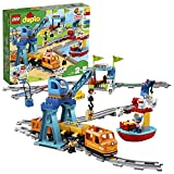 Lego 10875 - Duplo Güterzug mit elektrischer Lok (2018)