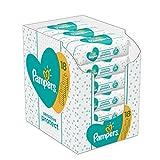 Pampers Sensitive Protect Feuchttücher, 18Packungen(18 x 52 Stück)