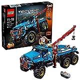 Ein Allrad Abschleppwagen im Lego 42070