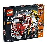 Lego 8258 - der Truck mit Power-Schwenkkran
