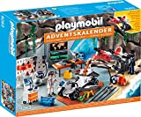 Playmobil 9263 - Adventskalender Spy Team Werkstatt